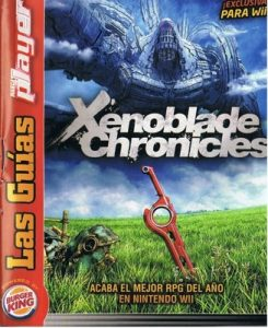 Marca Player Guia Xenoblade Chronicles [PDF]