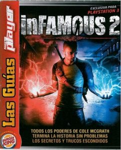 Marca Player Guia inFAMOUS 2 Uncharted 3 Dungeon Siege 3 [PDF]