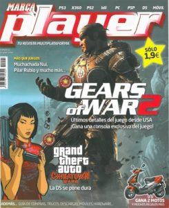 Marca Player Número 1 – Octubre, 2008 [PDF]