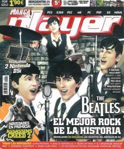 Marca Player Número 12 – Septiembre, 2009 [PDF]