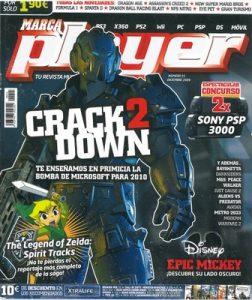 Marca Player Número 15 – Diciembre, 2009 [PDF]