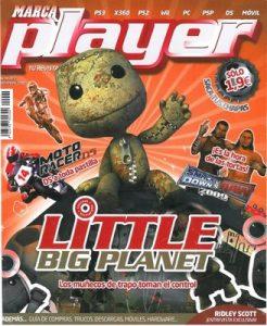 Marca Player Número 2 – Noviembre, 2008 [PDF]