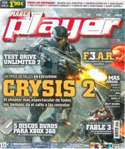 Marca Player Número 20 – Mayo, 2010 [PDF]