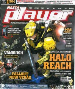 Marca Player Número 25 – Octubre, 2010 [PDF]