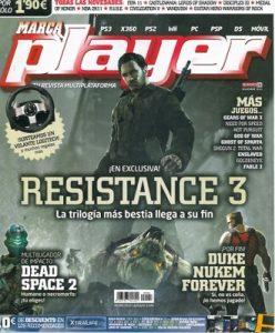 Marca Player Número 26 – Noviembre, 2010 [PDF]