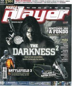 Marca Player Número 30 – Marzo, 2011 [PDF]