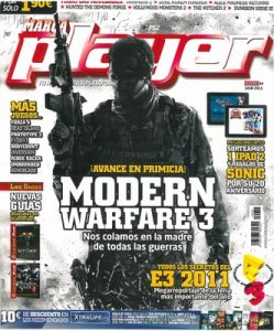 Marca Player Número 34 – Julio, 2011 [PDF]