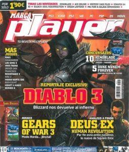 Marca Player Número 36 – Septiembre, 2011 [PDF]
