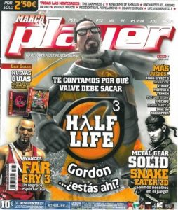 Marca Player Número 42 – Marzo, 2012 [PDF]