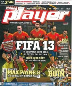 Marca Player Número 45 – Junio, 2012 [PDF]