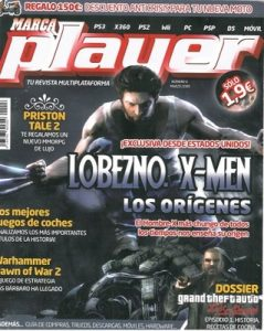 Marca Player Número 6 – Marzo, 2009 [PDF]