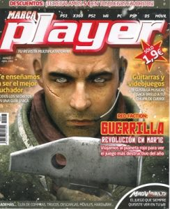 Marca Player Número 7 – Abril, 2009 [PDF]