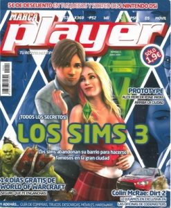 Marca Player Número 9 – Junio, 2009 [PDF]