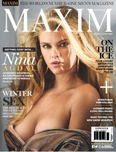 Maxim Australia – July, 2017 [PDF]