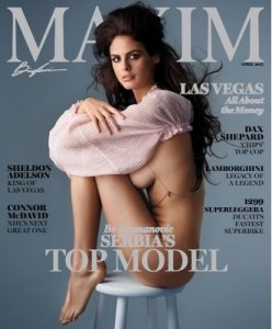 Maxim USA – April, 2017 [PDF]