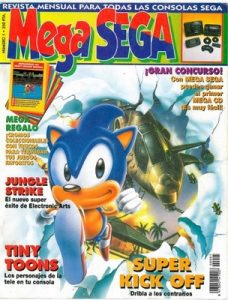 Mega Sega Número 01 [PDF]