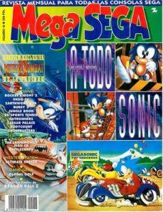 Mega Sega Número 16 [PDF]