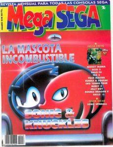 Mega Sega Número 18 [PDF]