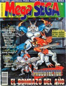 Mega Sega Número 19 [PDF]