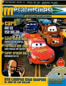 MegaConsolas N°43 – Julio-Agosto, 2006 [PDF]