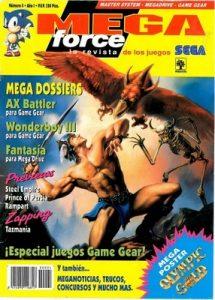 MegaForce Número 04 – Año 1 [PDF]