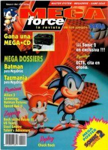 MegaForce Número 06 – Año 1 [PDF]