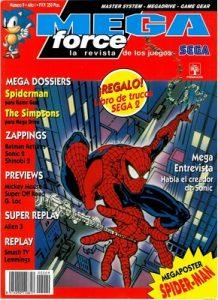 MegaForce Número 09 – Año 1 [PDF]