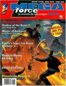 MegaForce Número 12 – Año 1 [PDF]