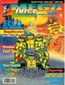 MegaForce Número 14 – Año 2 [PDF]