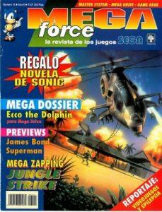 MegaForce Número 15 – Año 2 [PDF]
