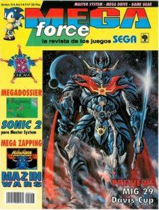 MegaForce Número 16 – Año 2 [PDF]
