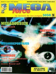 MegaForce Número 17 – Año 2 [PDF]