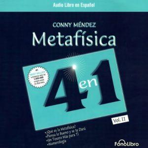 Metafisica 4 en 1: Volumen 2 – Conny Mendez [Narrado por Isabel Varas] [Audiolibro] [Español]