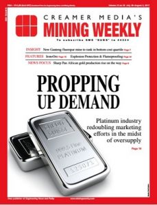 Mining Weekly – July 28 – August 3, 2017 [PDF]