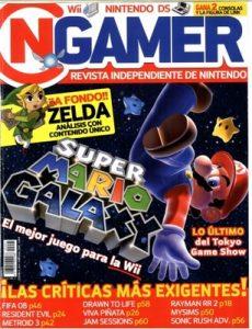 N-Gamer Número 01, 2007 [PDF]