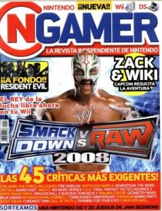 N-Gamer Número 03, 2007 [PDF]