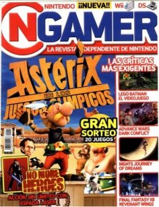 N-Gamer Número 05, 2007 [PDF]