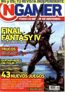 N-Gamer Número 10, 2007 [PDF]