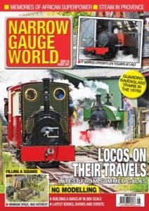 Narrow Gauge World – August, 2017 [PDF]