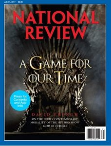 National Review – July 31, 2017 [PDF]
