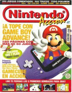 Nintendo Accion N°104 [PDF]