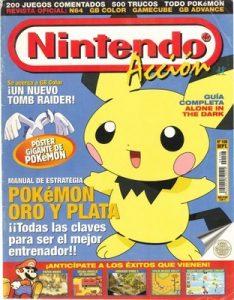 Nintendo Accion N°106 [PDF]