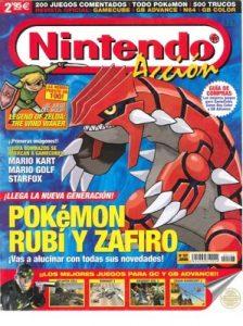 Nintendo Accion N°127 [PDF]