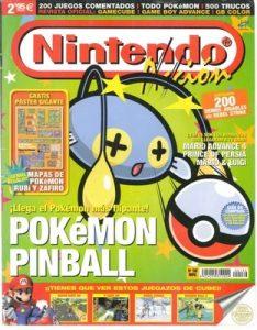 Nintendo Accion N°132 [PDF]