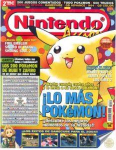 Nintendo Accion N°134 [PDF]