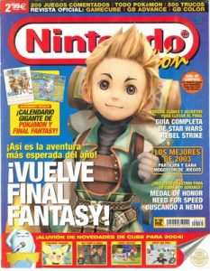 Nintendo Accion N°135 [PDF]