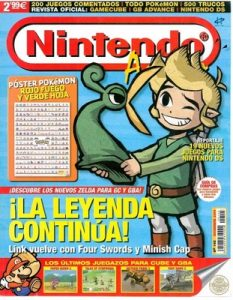 Nintendo Accion N°145 [PDF]