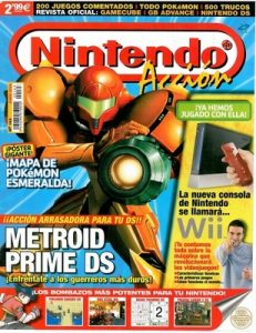Nintendo Accion N°163 [PDF]
