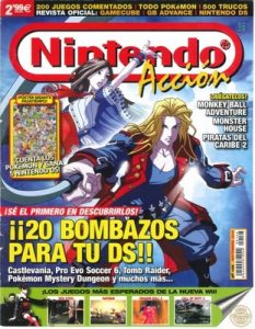 Nintendo Accion N°166 [PDF]