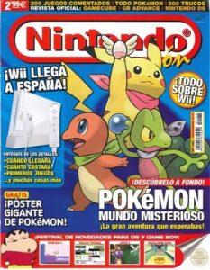 Nintendo Accion N°168 [PDF]